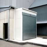 Docking Station with A-TAD, Rolling Door and HF-Wedge