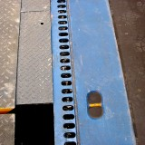 feed at wagon-outer edge