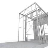 Stahlvorbau