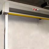 High Speed Door rolled into box