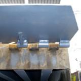 Klappkeil-Brücke-Hydraulisch – ausgetauschte neue Klappauffahrt (KBH)