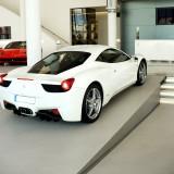 Car Showrooms – Ferrari on dockleveller