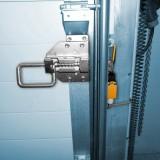 Sicherheitstechnik – Schubriegel mit E-Abschaltung