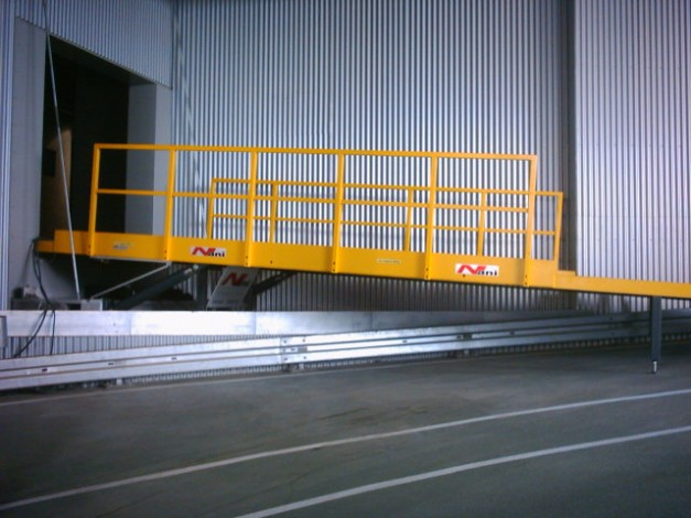 Special Design – Inclined Ramp - Driveway