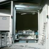 Installation of Loading Platform