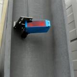 Mounted photoelectric sensor