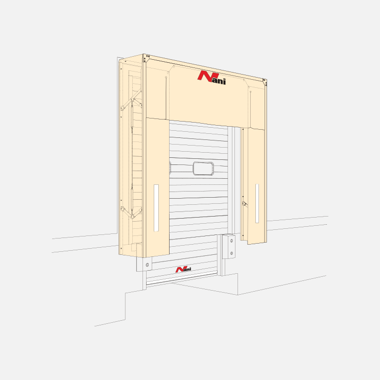 Continuous Upper-Curtain Shelter (P-TAD/P-TAD-2)