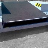 Step Dock Plateau with Anti-Slip Covering