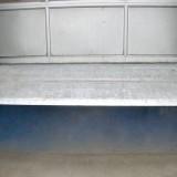 Seitlich-Verschiebbare-Aluminiumbrücke (SV-A) – Klappe mitte