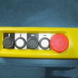 Control for override flap with main switch
