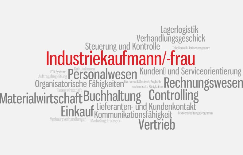 Industriekaufmann/-frau