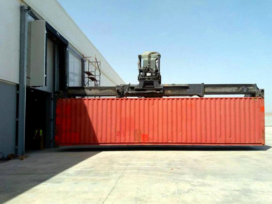 Testimonial Container Logistics