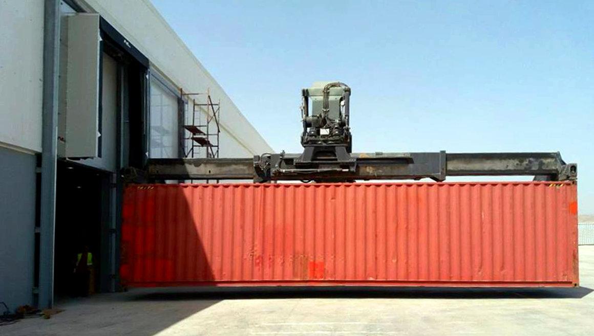 Container Logistics in Algeria